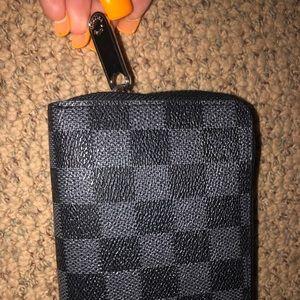 Louis Vuitton Small Zippy Wallet